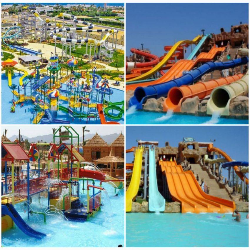Посетить Аквапарк в Шарм-Эль-Шейхе