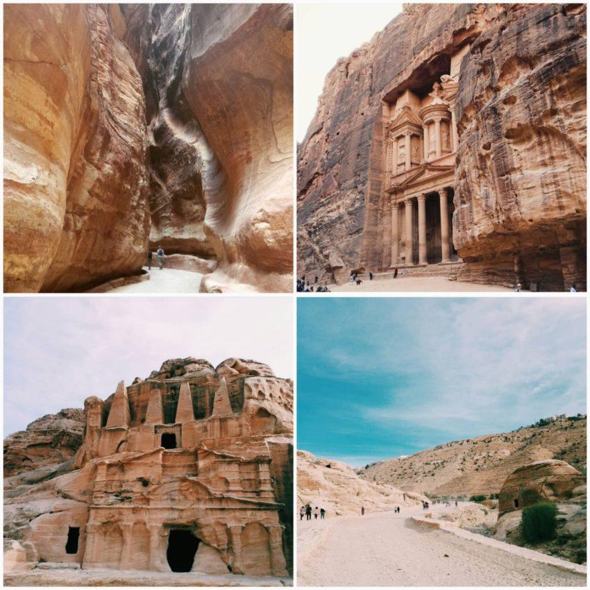Экскурсия в Петра из Шарм-Эль-Шейха