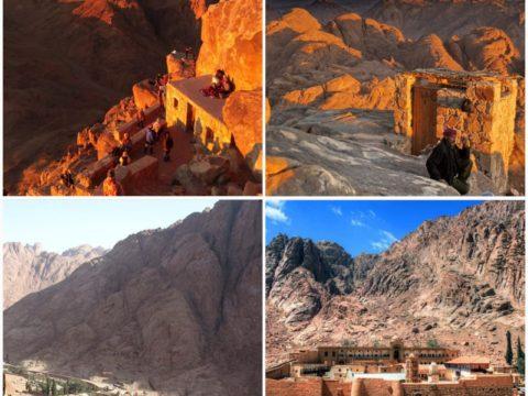 Экускурсия на Гору Моисея и в монастырь Св.Екатерины на Синае